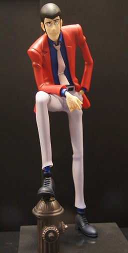 main photo of Ichiban Kuji DX Lupin III 2nd.Session: Lupin III