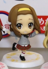 main photo of Ichiban Kuji Kyun-Chara World K-ON! Movie: Tainaka Ritsu