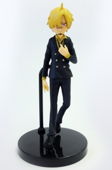 main photo of Half Age Characters One Piece Vol.3: Sanji Secret Ver.