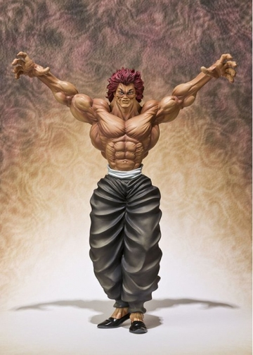 main photo of Figuarts ZERO Hanma Yujiro