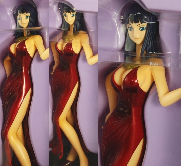 main photo of Nico Robin DX Party Style