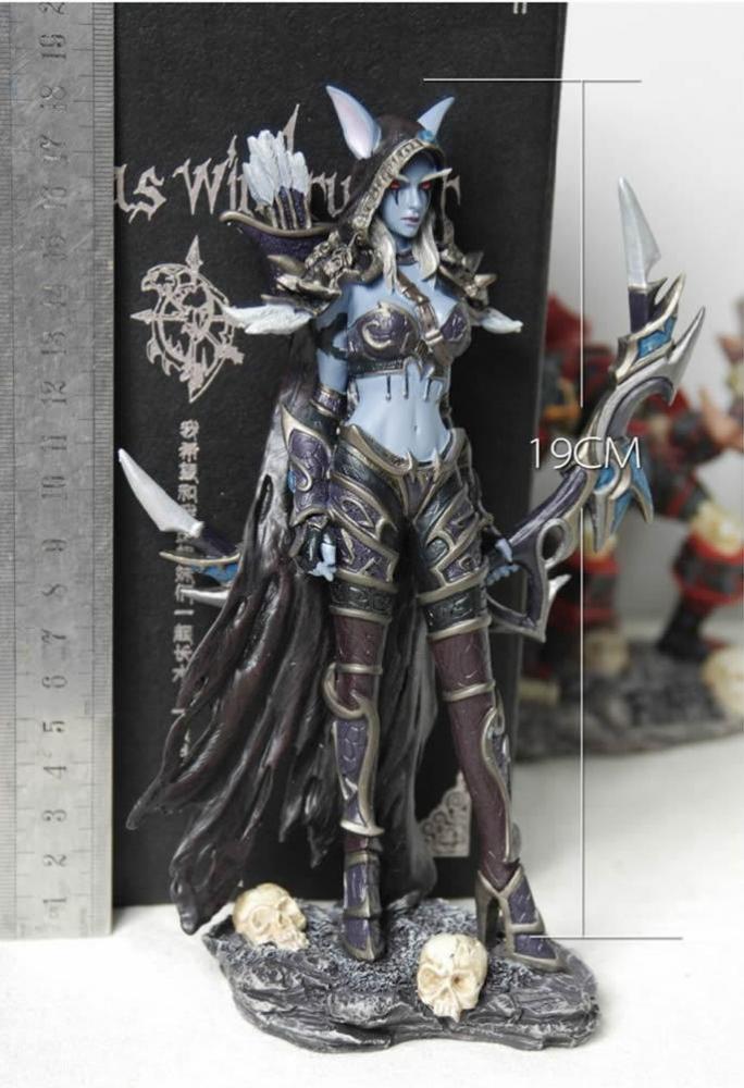 World Of Warcraft Forsaken Queen Sylvanas Windrunner My