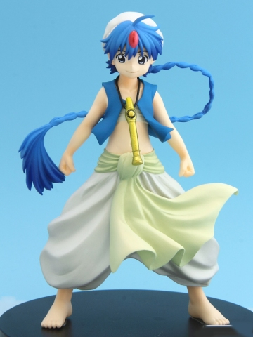main photo of Magi DXF Figure: Aladdin