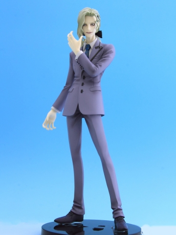 main photo of Tiger & Bunny DXF Figure Vol.5: Yuri Petrov