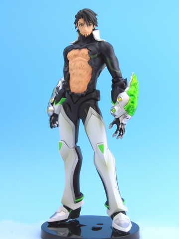 main photo of Tiger & Bunny DXF Figure Vol.5: Wild Tiger