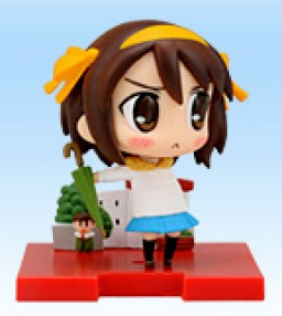 main photo of The Melancholy of Haruhi Suzumiya Vignetteum Cute Vol. 2: Suzumiya Haruhi