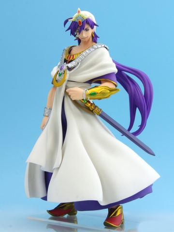 main photo of Magi DXF Figure: Sinbad