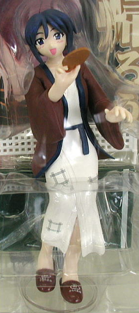 main photo of Visual Package Figure Ping Pong/Onsen Set: Shinobu Maehara White Ver.