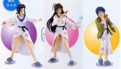 photo of Visual Package Figure Ping Pong/Onsen Set: Shinobu Maehara White Ver.