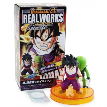 main photo of Real Works Dragon Ball Kai Chapter of Saiyan of Gene: Son Gohan
