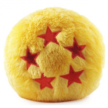 main photo of Dragon Ball Kai Super DX Seven Stars Plush: Dragon Ball (5 Star)