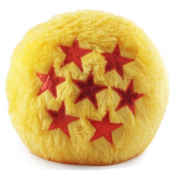 main photo of Dragon Ball Kai Super DX Seven Stars Plush: Dragon Ball (7 Star)