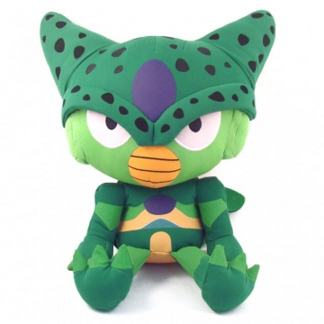 main photo of Dragon Ball Kai Plush Doll: Cell