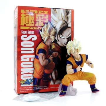 main photo of Dragon Ball Kai Gokusei Candy Toys: Son Goku Super Saiyan