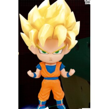 main photo of Ichiban Kuji Dragon Ball Kai ~Strongest Rival~: Chibi Kyun-Chara Son Goku