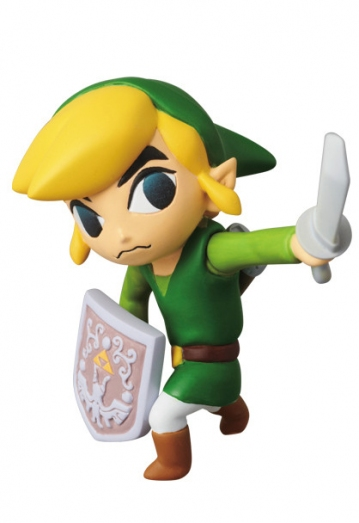 main photo of Ultra Detail Figure No.178: Nintendo Series 1: Link The Wind Waker Ver.