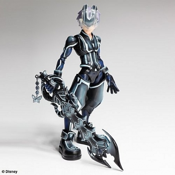 main photo of Play Arts Kai Riku TRON Legacy Ver.