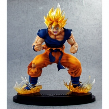 main photo of Super Figure Art Collection: Son Goku SSJ