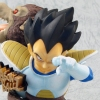 photo of Dragonball Z Amazing Arts Bust Figure Part 1: Vegeta & Ohzaru Saiyan Battle Armor Ver.