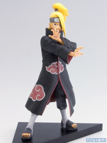 main photo of Shinobi Relations DX Figure vol.3: Deidara