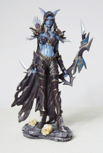 main photo of World of Warcraft: Forsaken Queen Sylvanas Windrunner
