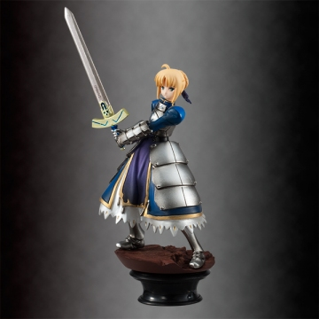 main photo of Chess Piece Collection R Fate/Zero: Saber