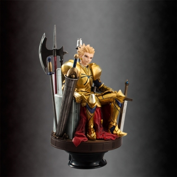 main photo of Chess Piece Collection R Fate/Zero: Gilgamesh