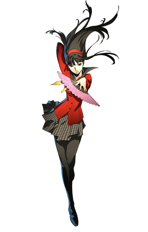 Taito Prize P4U: Amagi...Persona 4 Arena Yukiko Amagi