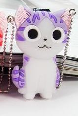 main photo of Nail Clippers Chi's Sweet Home: Chi Yamada Purple Ver.