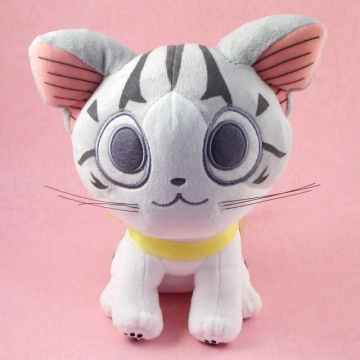 main photo of Chi's New Address Plush Doll: Smiling Chi