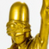 Capsule Neo Figures Set Part 16: Pikkon Gold Ver.