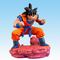 main photo of Dragon Ball Kai Rival Series Capsule: Son Goku