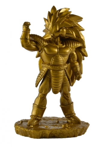 main photo of Dragon Ball Kai Rival Series Capsule: Raditz Golden Ver.