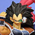 Dragon Ball Kai Rival Series Capsule: Raditz