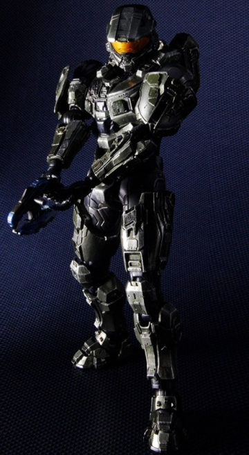 main photo of Halo 4 Play Arts Kai: Master Chief