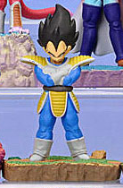 main photo of Dragon Ball Kai Rival Series Capsule: Vegeta