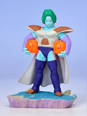 main photo of Dragon Ball Kai Rival Series Capsule: Zarbon