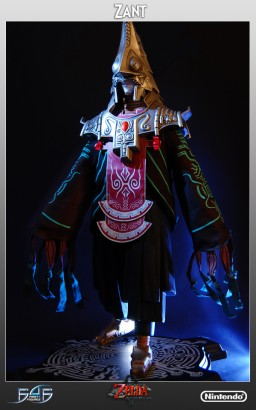 main photo of Twilight Princess Master Arts: Zant