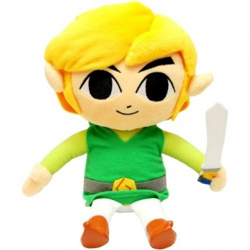 main photo of Link Plushie Small Ver.