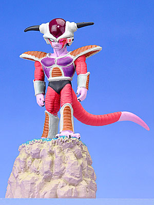 main photo of Dragon Ball Kai Rival Series Capsule: Frieza