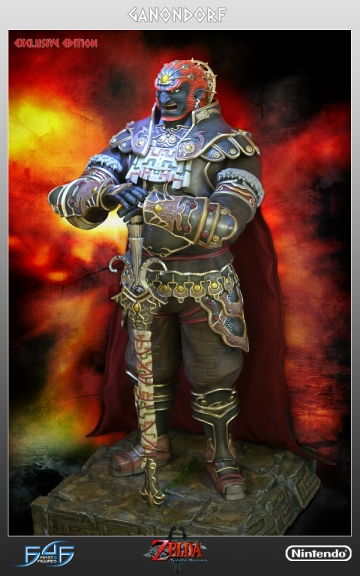 main photo of Ganondorf Exclusive Ver.