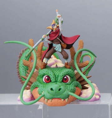main photo of Dragonball Z x One Piece Capsule Neo: SogeKing on Shenlong