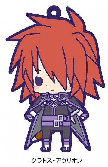 main photo of Tales of Friends Rubber Strap Collection Vol.3: Kratos Aurion