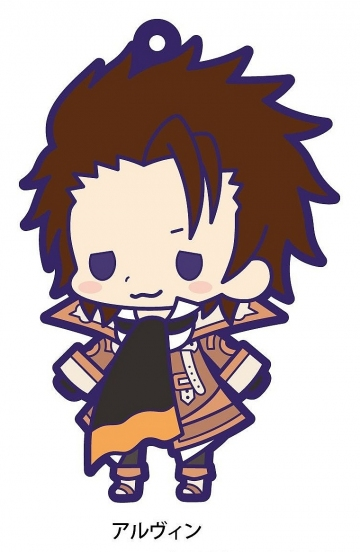 main photo of Tales of Friends Rubber Strap Collection Vol.3: Alvin