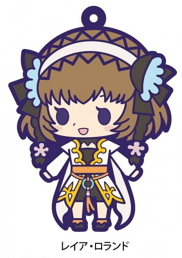 main photo of Tales of Friends Rubber Strap Collection Vol.3: Leia Rolando