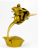 photo of Capsule Neo Figures Set Part 16: Tournament Announcer Gold Ver.