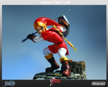 main photo of Link Goron Tunic Ver.