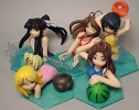 photo of Love Hina Waterline Set #2: Sarah McDougal
