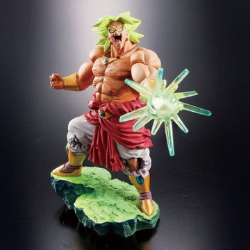 main photo of Dragon Ball Kai Neo The Movie Figure: Broly