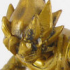 Dragon Ball Capsule Neo Cell-Kai: Goku vs Android #19 Golden Ver.
